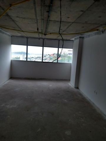 Sala Comercial na Av. Osvaldo Cruz -Edif. Premier Sala 907 - Foto 3