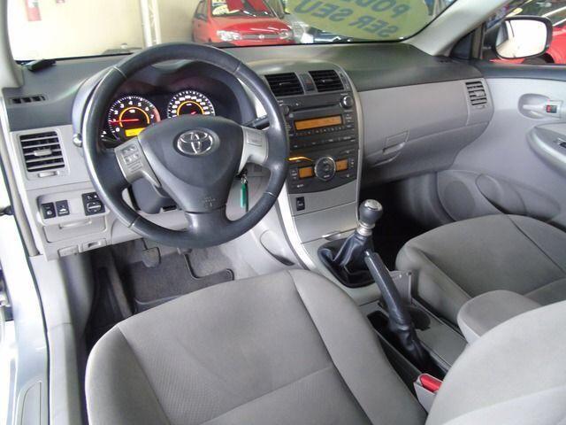Toyota Corolla COROLLA GLI 1.8 FLEX 16V MEC. FLEX MANUAL - Foto 3
