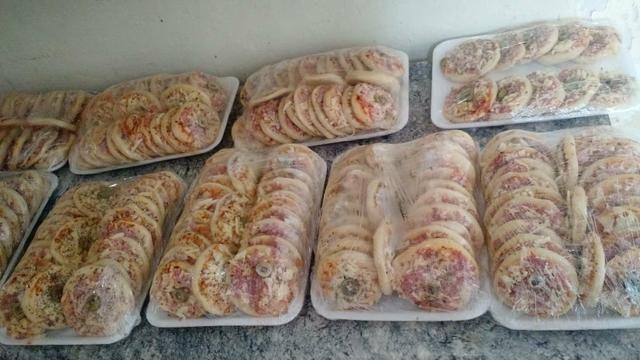 Mini pizzas la russe - Foto 3
