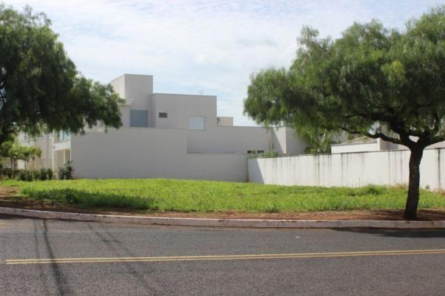 Loteamento/condomínio à venda com dormitórios em Cond. gávea hill ii, Uberlândia cod:301