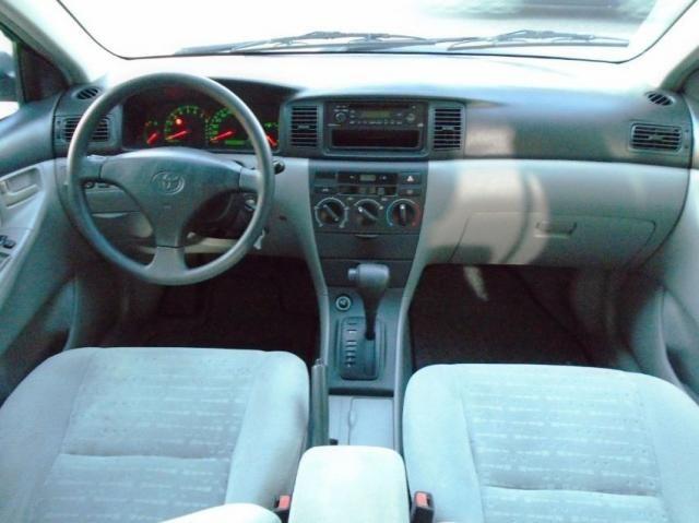 Toyota Corolla XLI 1.6 4P - Foto 9