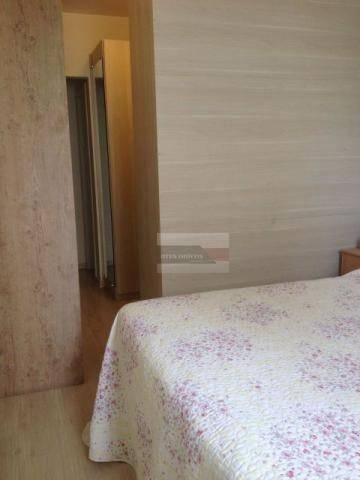Apartamento com 3 dormitórios à venda, 122 m² por r$ 660.000 - jardim das indústrias - são - Foto 11