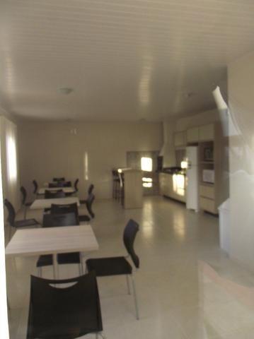 Apartamento 02 dormitórios mobiliado praia do Quilombo - Foto 15