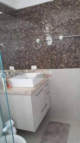 Apartamento com 3 dormitórios à venda, 156 m² por r$ 800.000 - jardim das indústrias - são - Foto 4