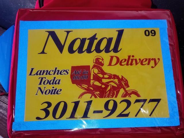 Natal delivery fornese vaga para entregadores masculino e femimino
