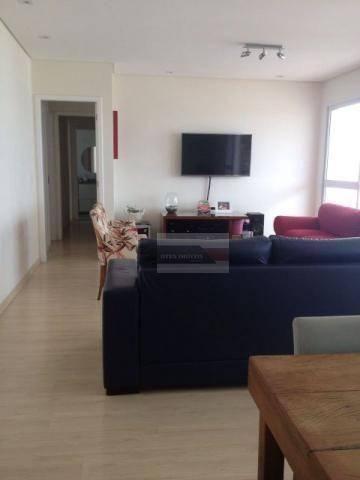 Apartamento com 3 dormitórios à venda, 122 m² por r$ 660.000 - jardim das indústrias - são - Foto 13