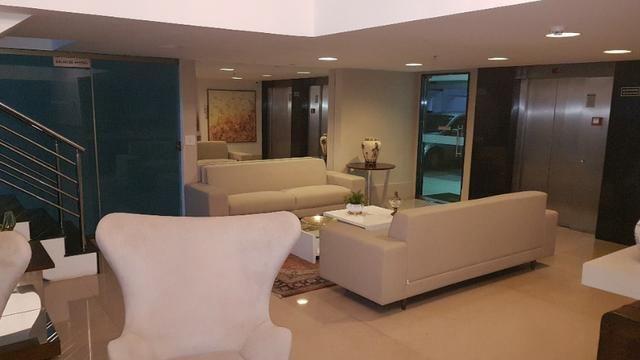 Excelente Apartamento em Capim Macio Palazzo Ponta Negra - Foto 20