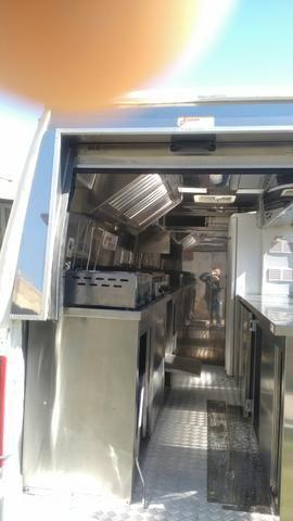 Food truck ducato 2.8 jtd diesel ano 2008 91mil km pronta para trabalhar $ 79,900 - Foto 2
