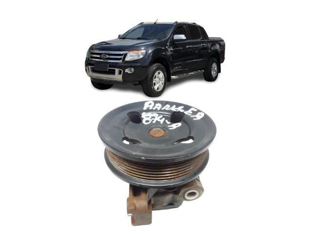 Bomba De Direção Hidráulica Ford Ranger 2013 2014