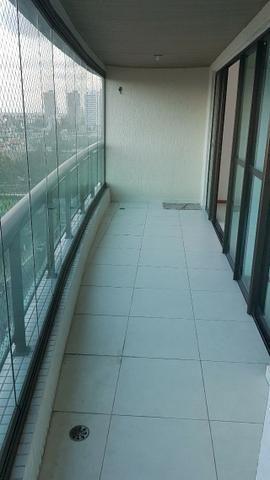 Excelente Apartamento em Capim Macio Palazzo Ponta Negra - Foto 5