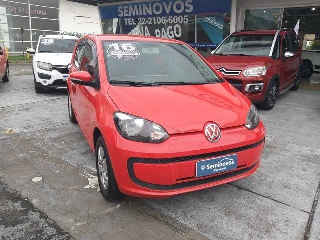 Volkswagen up! move up! 1.0 TSI