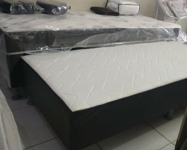 Cama Box Solteiro com Bicama - Foto 2