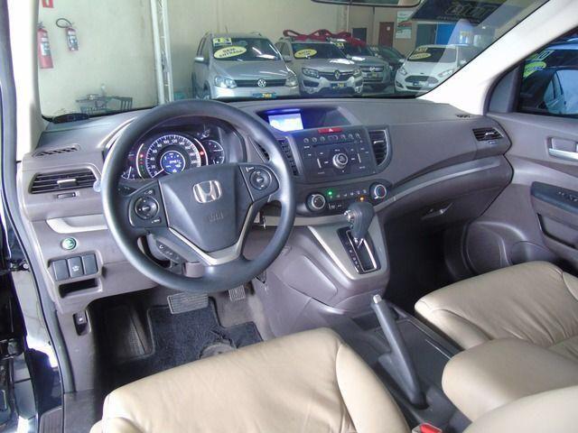 Honda CR-V  LX 2.0 16v Flexone (Aut) FLEX AUTOMÁTICO - Foto 4