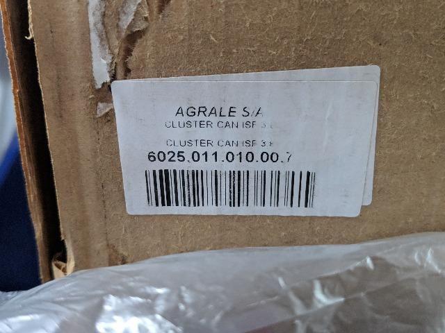 Painel cluster agrale volare motor cummins sif 3.8 2012 em diante - Foto 2