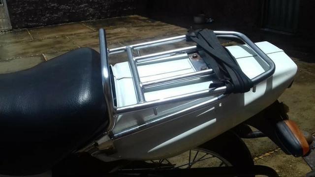 Honda Cg vendo moto cargo honda cg 125 ano 2002 em dia até junho de 2019
