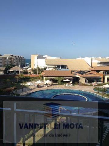 Cobertura para venda em aquiraz, porto das dunas, 4 dormitórios, 2 suítes, 4 banheiros, 3  - Foto 4