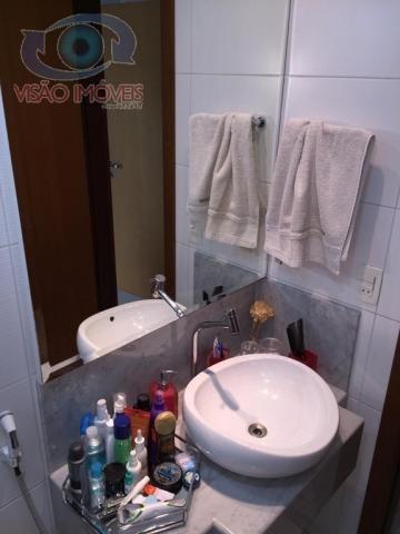 Apartamento à venda com 4 dormitórios em Praia do suá, Vitória cod:1596 - Foto 15