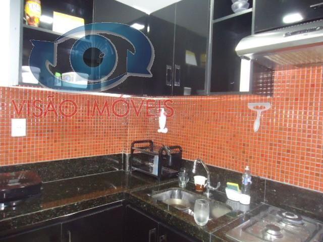 Apartamento à venda com 2 dormitórios em Jardim camburi, Vitória cod:853 - Foto 6