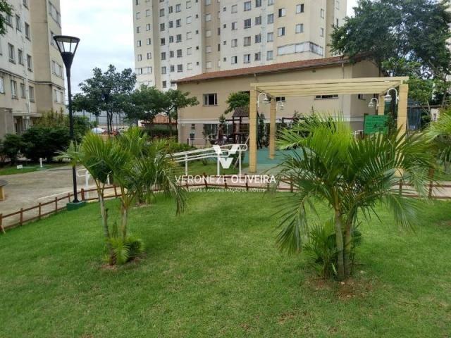 Apartamento para alugar com 2 dormitórios em Ponte grande, Guarulhos cod:189 - Foto 18