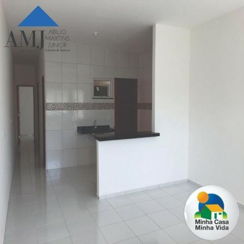 Casa no Ancuri com portão duplo por R$ 145 mil - Foto 5