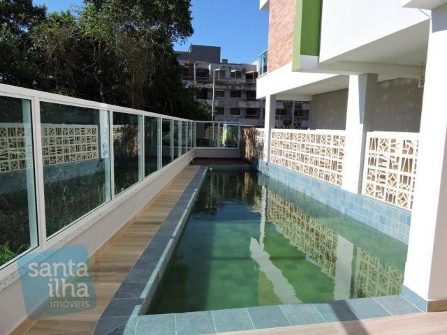 Apartamento residencial à venda, campeche, florianópolis - ap0815 - Foto 8
