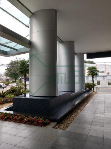 Sala comercial mobiliada   ed. helbor offices joinville - Foto 4