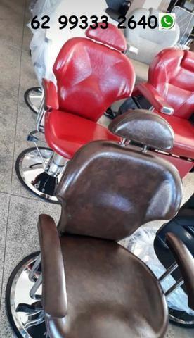 Cadeiras Tops na Promoção Reclinavel na Hot Bittes Cosméticos