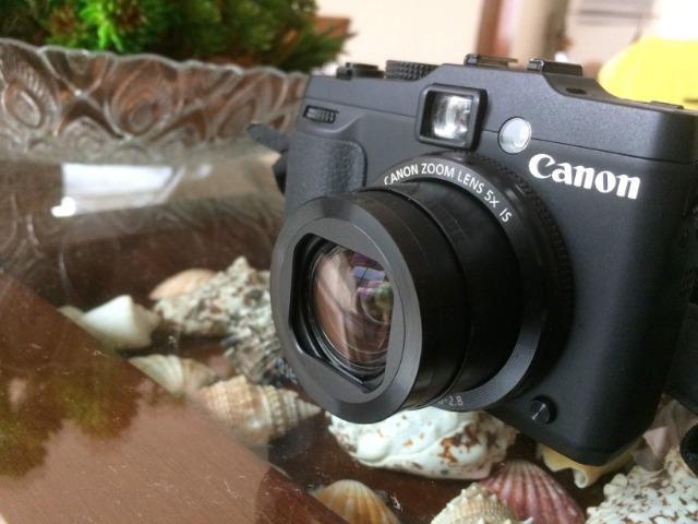 Câmera digital Canon G16 - Foto 3