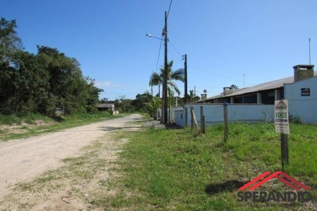 Terreno limpo de esquina c/ 384m², baln. uirapuru - Foto 3