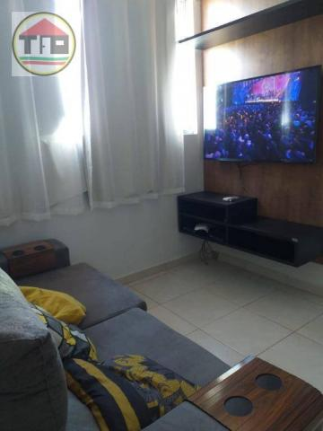 Apartamento com 2 dormitórios à venda, 45 m² por R$ 130.000,00 - Nova Marabá - Marabá/PA - Foto 2