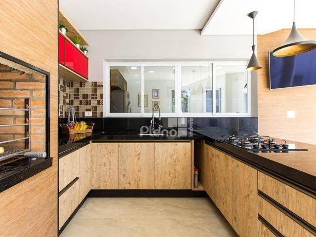 Casa com 4 dormitórios à venda, 283 m² por R$ 1.850.000,00 - Swiss Park - Campinas/SP - Foto 17