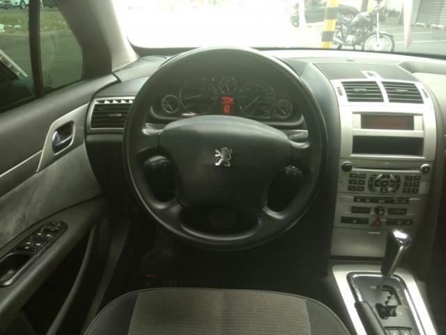 Peugeot 407 Sed. Allure 2.0 16V 4P Aut. - Foto 8