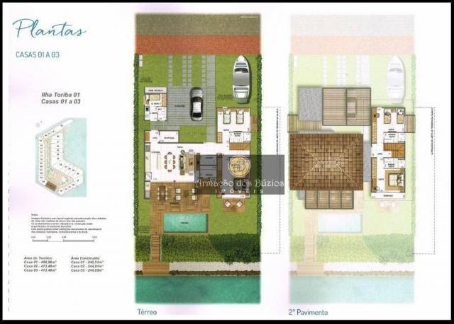 Casa residencial à venda, Marina, Armação dos Búzios. - Foto 20