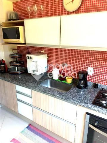 Casa de vila à venda com 2 dormitórios em Del castilho, Rio de janeiro cod:ME2CV33962 - Foto 12