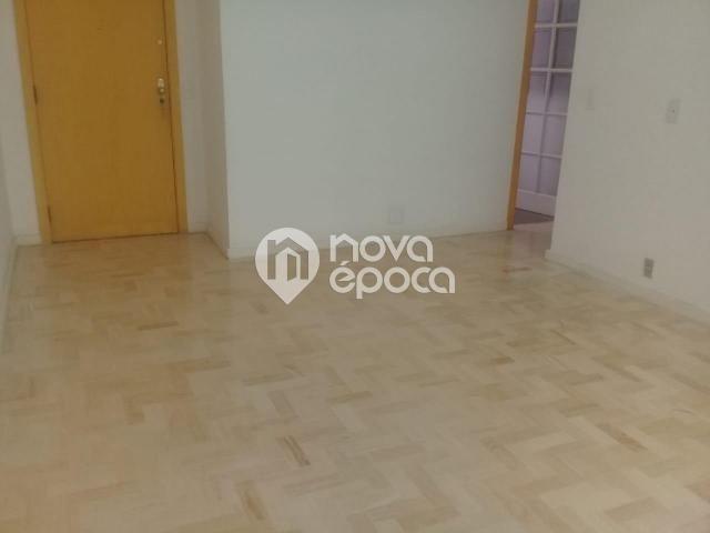 Apartamento à venda com 2 dormitórios em Cosme velho, Rio de janeiro cod:FL2AP32089 - Foto 4