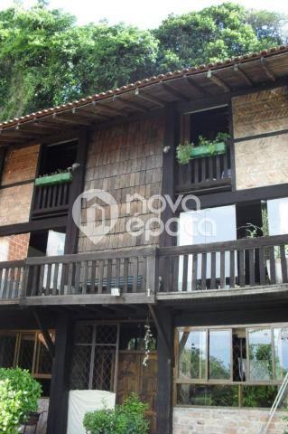 Casa à venda com 3 dormitórios em Cosme velho, Rio de janeiro cod:BO3CS37990 - Foto 12