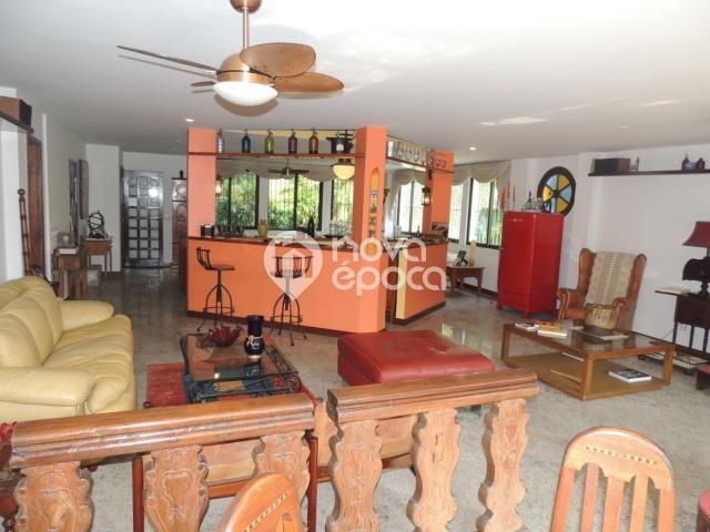 Casa à venda com 5 dormitórios em Cosme velho, Rio de janeiro cod:FL6CS17347 - Foto 7