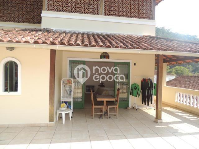 Casa à venda com 5 dormitórios em Cosme velho, Rio de janeiro cod:FL6CS17347 - Foto 15