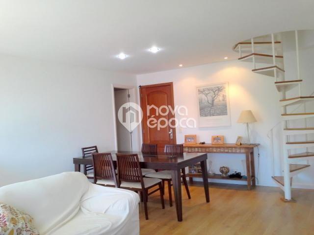 Apartamento à venda com 3 dormitórios em Cosme velho, Rio de janeiro cod:LB3CB26548 - Foto 10