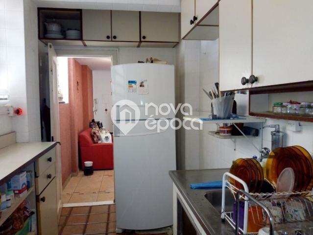 Apartamento à venda com 2 dormitórios em Cosme velho, Rio de janeiro cod:FL2AP30189 - Foto 19