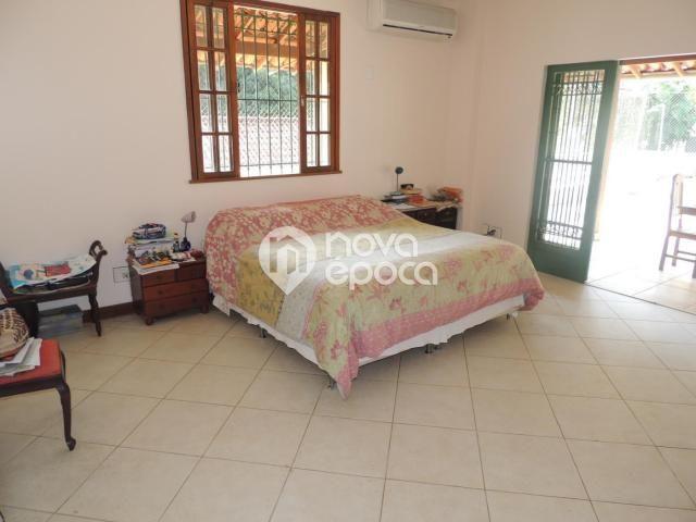 Casa à venda com 5 dormitórios em Cosme velho, Rio de janeiro cod:FL6CS17347 - Foto 11