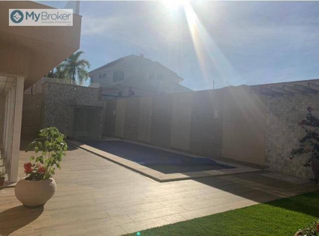 Sobrado com 5 dormitórios à venda, 350 m² por R$ 2.300.000,00 - Jardins Lisboa - Goiânia/G - Foto 2
