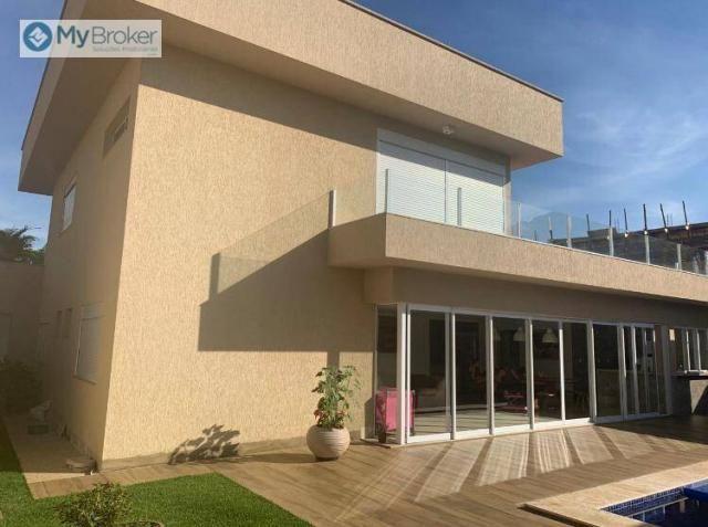 Sobrado com 5 dormitórios à venda, 350 m² por R$ 2.300.000,00 - Jardins Lisboa - Goiânia/G - Foto 3