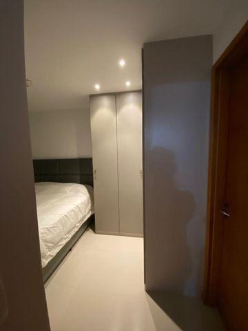 Apartamento 2 quartos sendo 1 suite opção mobiliado - Portal de Itaipu - Foto 6