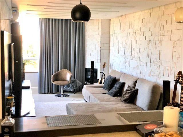 Apartamento 02 dormitórios sendo 01 suite c/ closet e hidro Região do Lago em Cascavel -PR - Foto 5