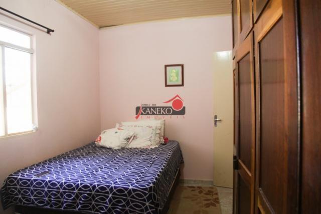8287   casa à venda com 3 quartos em conradinho, guarapuava - Foto 9