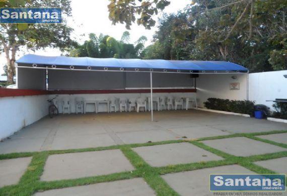 Apartamento à venda com 1 dormitórios em Belvedere, Caldas novas cod:1030 - Foto 16