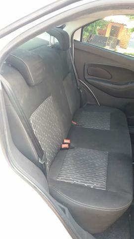 Ka sedan 1.5 completasso ou troco carro aberto - Foto 7