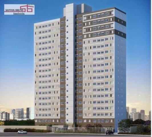 Apartamento  residencial à venda, Várzea da Barra Funda, São Paulo. - Foto 2