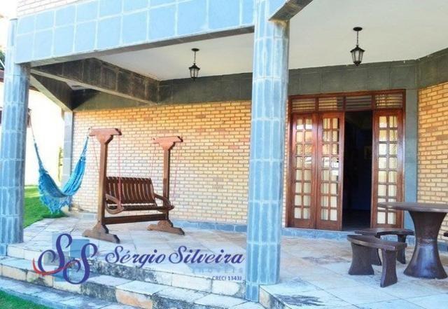 Casa para venda no Porto das Dunas com 5 suítes, piscina e deck com churrasqueira - Foto 3